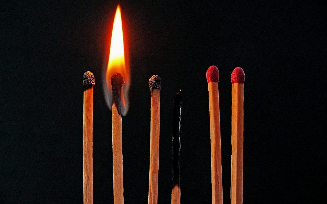 Kurz vor dem Burn-Out?