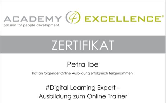 Digital learning expert